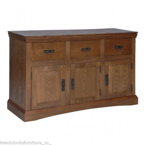 3 Door, 3 Drawer Sideboard Paris