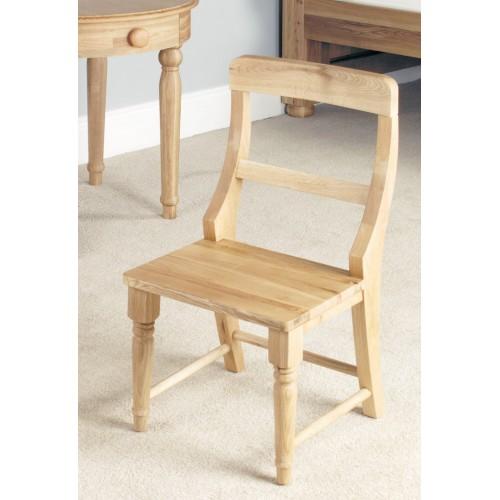 Amelie Oak Children's Play Chair