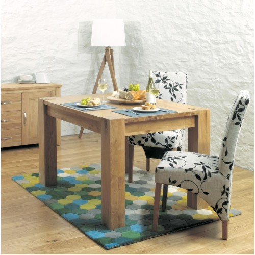 Aston Oak Dining Table (4 Seater)