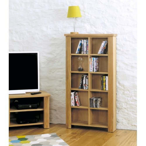 Aston Oak DVD/CD Storage Unit