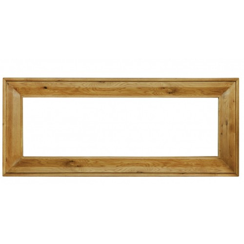 Provence Oak Long Rectangular Mirror