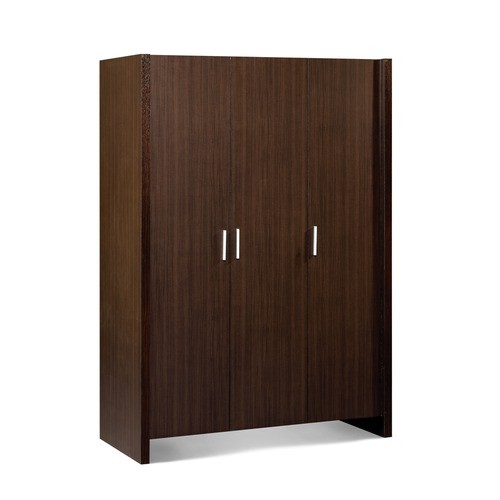 Havana 3 Door Wardrobe Flat Pack Only Wenge Finish