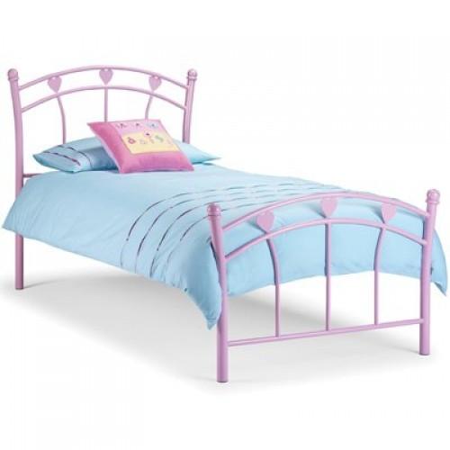 Jemima Bed 90cm Metal Bed