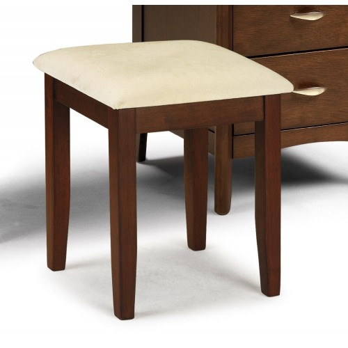 Minuet Dressing Stool Wenge Finish