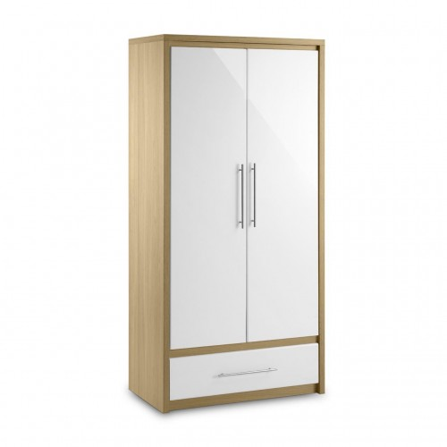 Stockholm Combination Wardrobe  Flat Pack Only