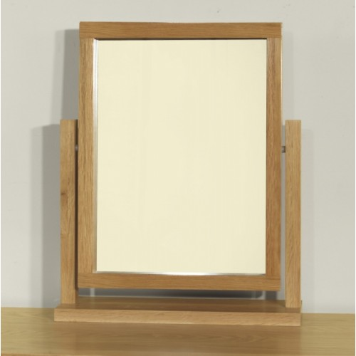 Dressing Table Mirror Satana Blonde