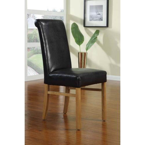 Paris dining chair roll back