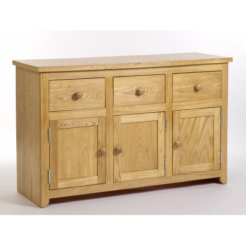 3 Door, 3 Drawer Sideboard Hamilton