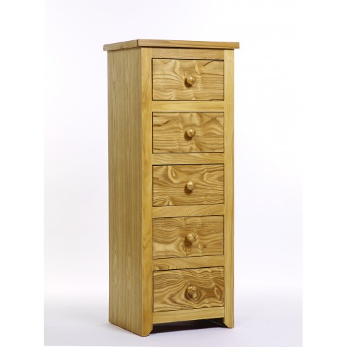 5 Drawer Narrow Chest Hamilton