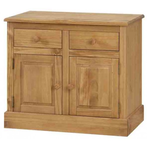 2 door, 2 drawer sideboard Cotswold Solid Wood