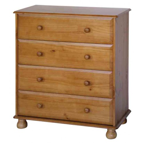 4 drawer chest Dovedale Antique Pine