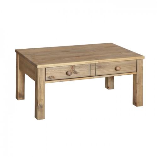 coffee table  Hacienda Waxed Pine