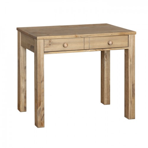 console table Hacienda Waxed Pine