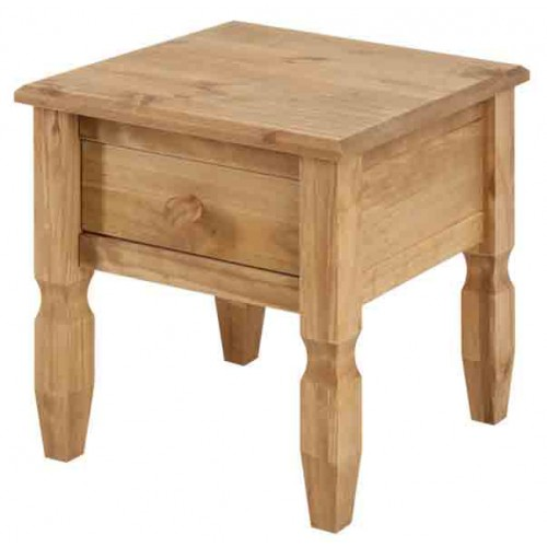 lamp table Cotswold Solid Wood