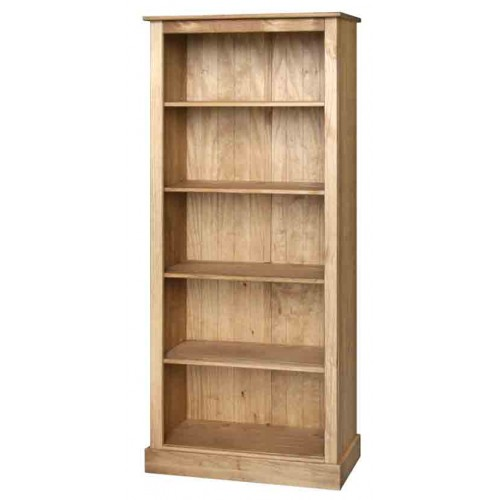 tall bookcase Cotswold Solid Wood