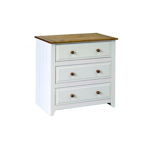 3 Drawer Chest Capri