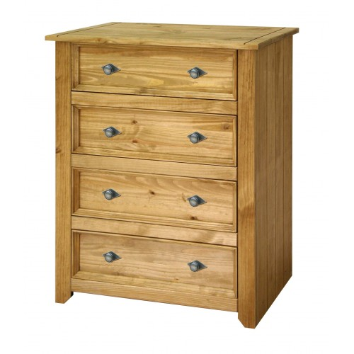 4 Drawer Chest Amalfi