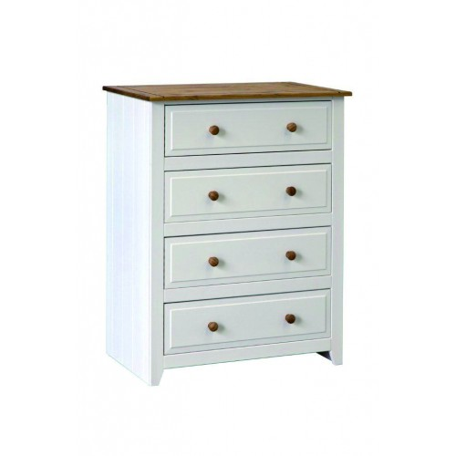 4 Drawer Chest Capri
