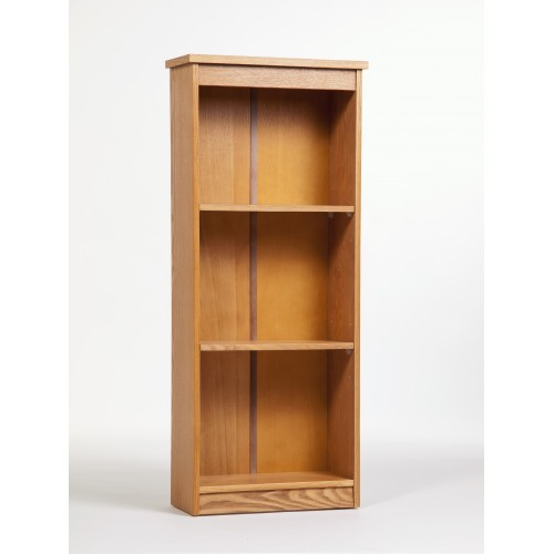 Low Narrow Bookcase Traditional