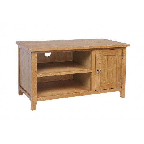 Croft Oak Small TV Unit
