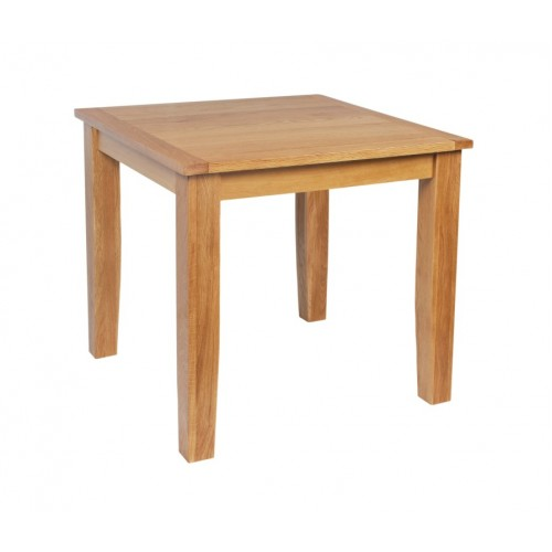 Croft Oak Square Dining Table
