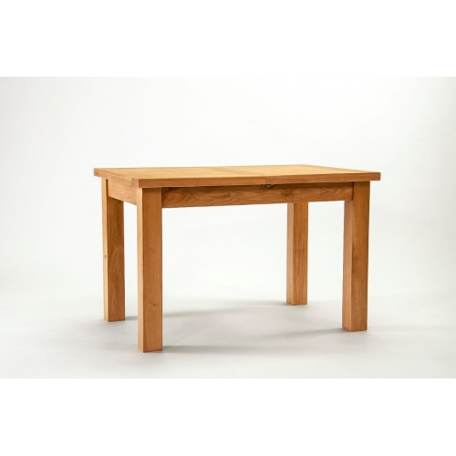 Devon Oak Extending Dining Table - 120cm - 153cm