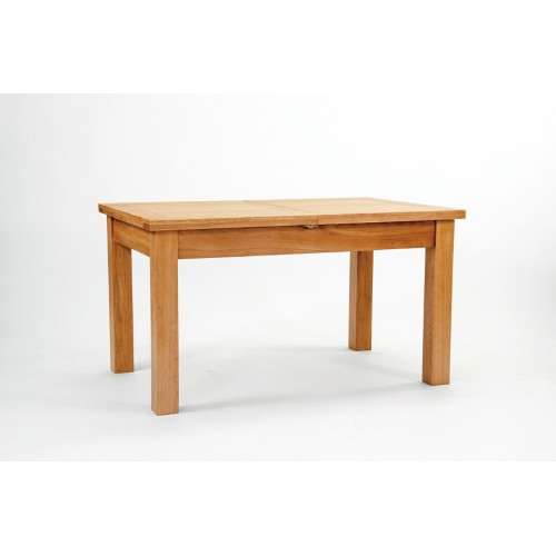 Devon Oak Extending Dining Table - 140cm - 200cm