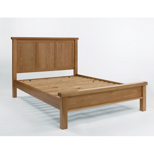 Devon Oak King Size Bed