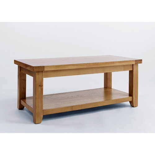 Devon Oak Large Coffee Table