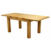 Breton Extending Dining Table Large