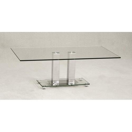 Ankara Coffee Table Chrome