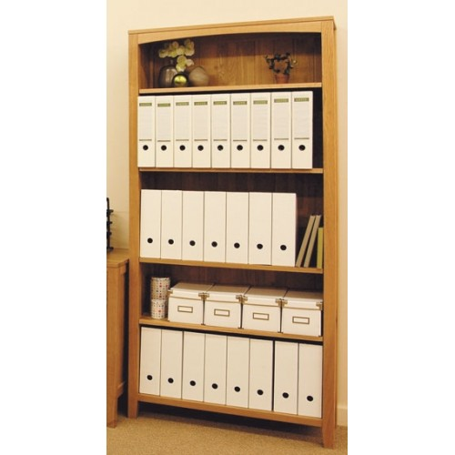 Hereford Oak 6x3 Bookcase