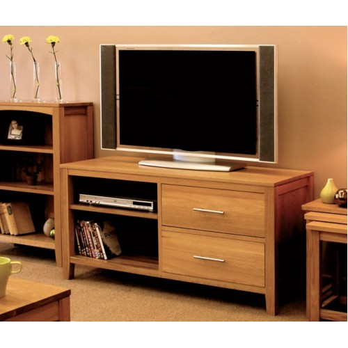 Hereford Oak TV Unit