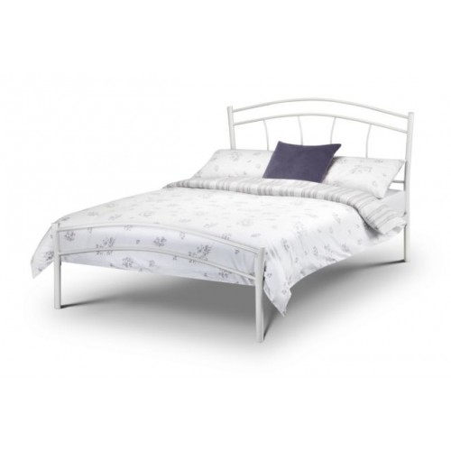 Miah Bed 135cm Metal Bed