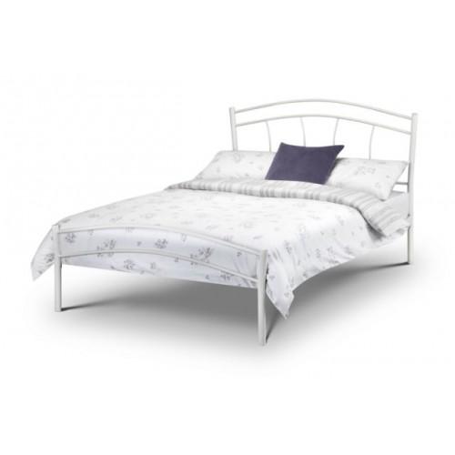 Miah Bed 135cm Metal Bed
