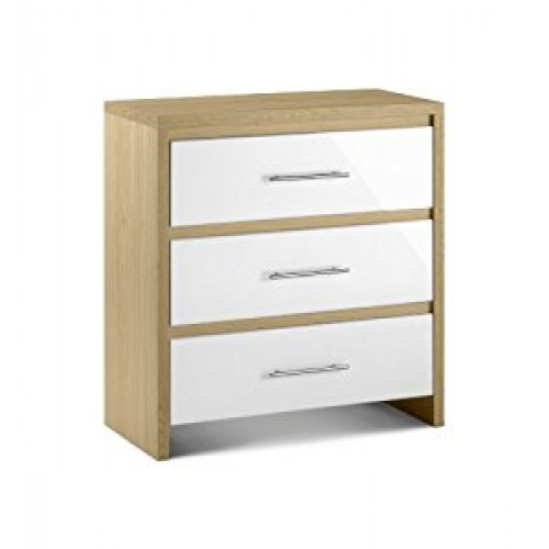 Stockholm 3 Drawer Chest