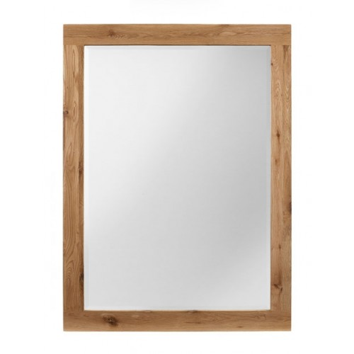 Lansdown Oak Large Mirror