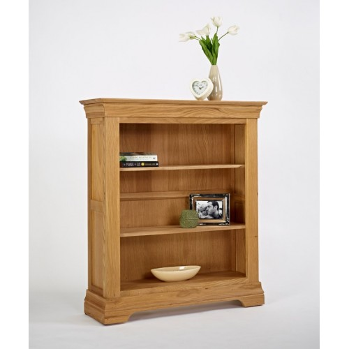 Normandy Oak 3' Bookcase
