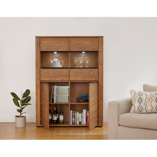 Olten - Low Display Cabinet