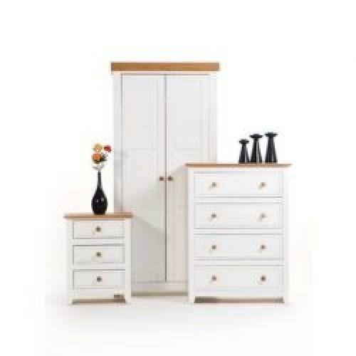 1 X Cp310, 1 X Cp314, 1 X Cp380 Capri Waxed Pine & White