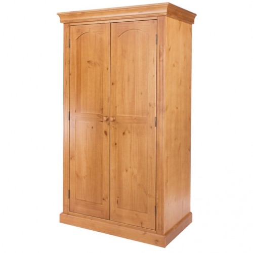 2 door wardrobe Edwardian pine