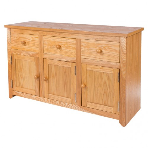 3 door, 3 drawer side board hamilton classic style