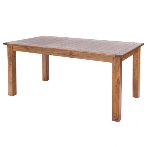 dining table  denver handcrafted aged effect