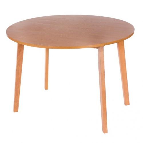 round drop leaf table  hamilton classic style