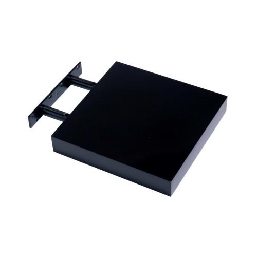 hudson box shelf kit gloss black
