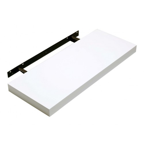 hudson box shelf kit gloss white