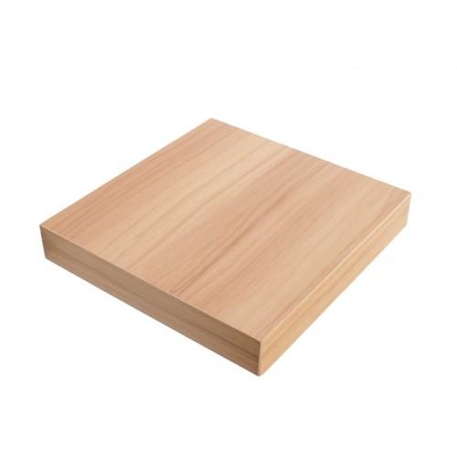 hudson box shelf kit walnut