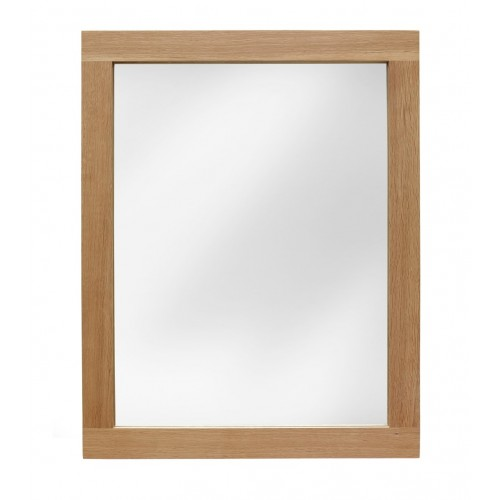 Sherwood Oak Leaner Wall Mirror - 120 cm