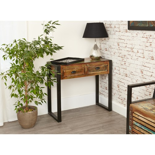 Urban Chic Console Table