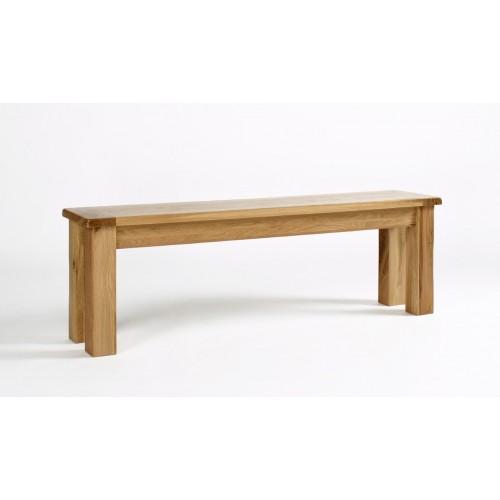 Westbury Oak Bench